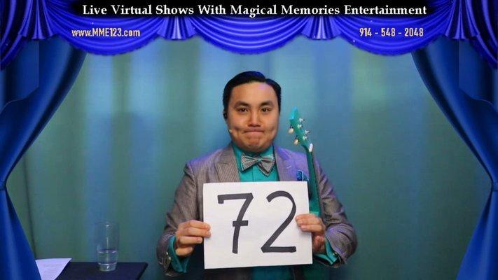 Naahan Phan - Real, Funny, Magic: Naathan Phan's Virtual Comedy and Music Show_Moment 1.jpg