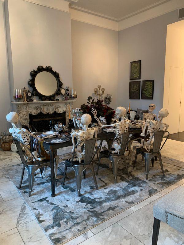 HomeGoods Halloween House
