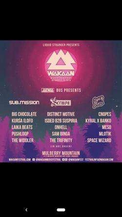 Wakaan Music Festival