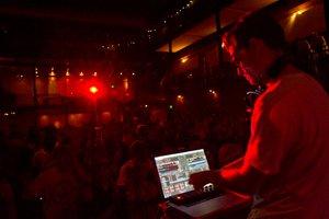 Corporate Event DJs photo DJ Rex @ City Hall.jpg