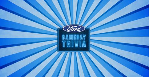 Ford Gameday Trivia