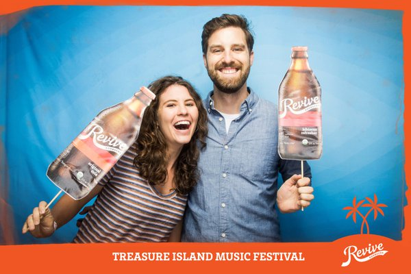 Revive at Treasure Island Music Festival cover photo