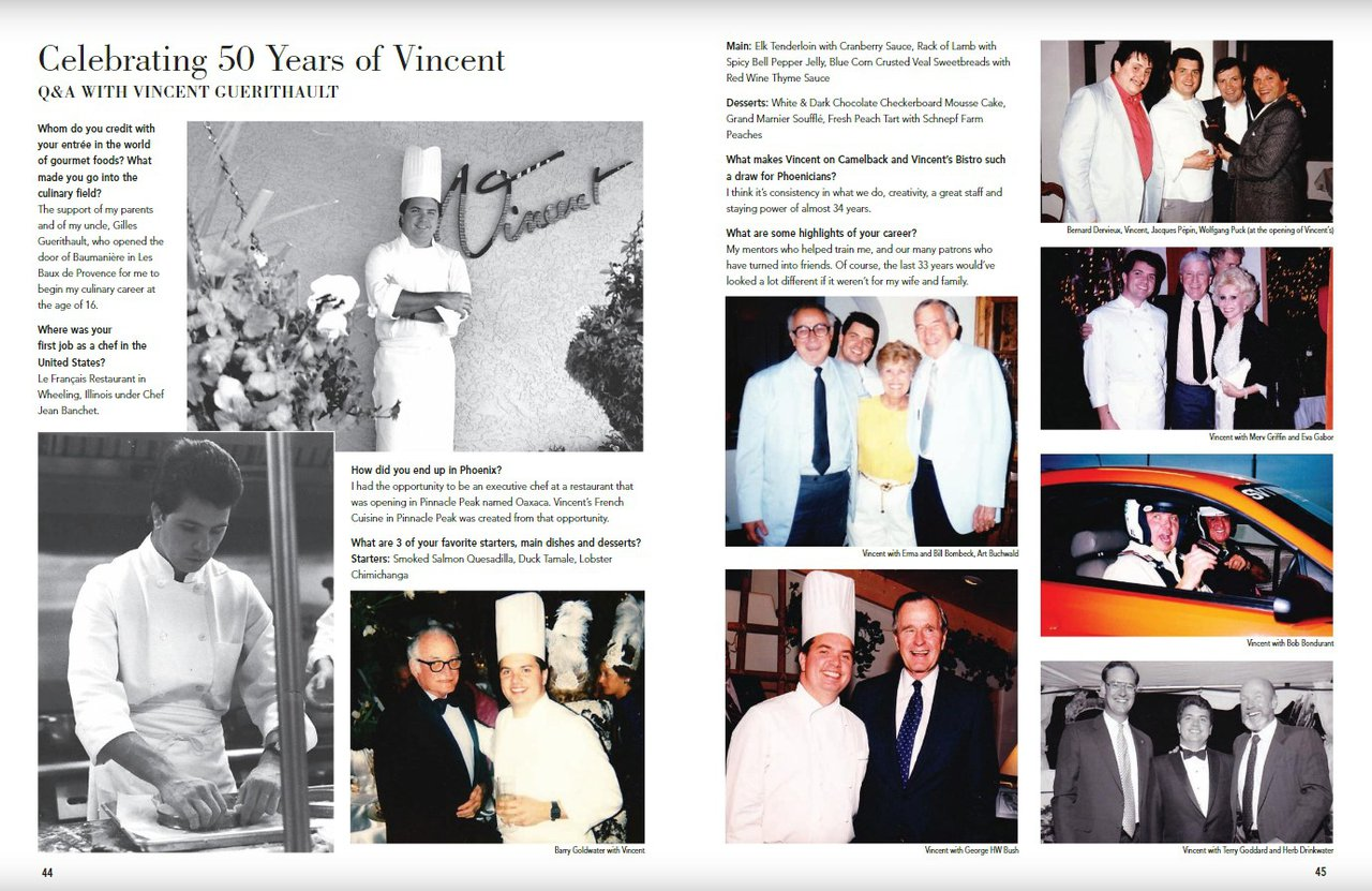 "Vincent Guerithault ""Toast and Roast""  photo Trends Magazine feature.jpg"
