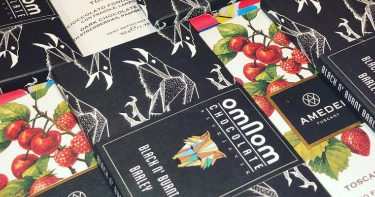 Virtual Chocolate Tasting & Storytelling: ChocolateTasting1.jpg