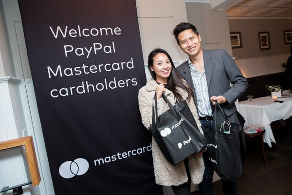 Mastercard & Paypal Culinary Evening cover photo