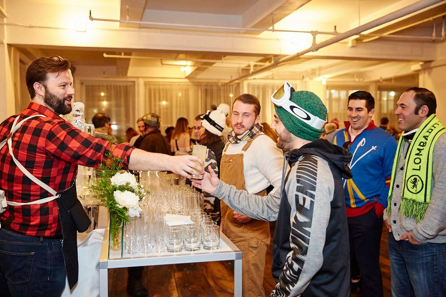 Winged Keel Holiday Party