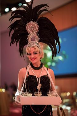 Roaring 20's Themed Holiday Party