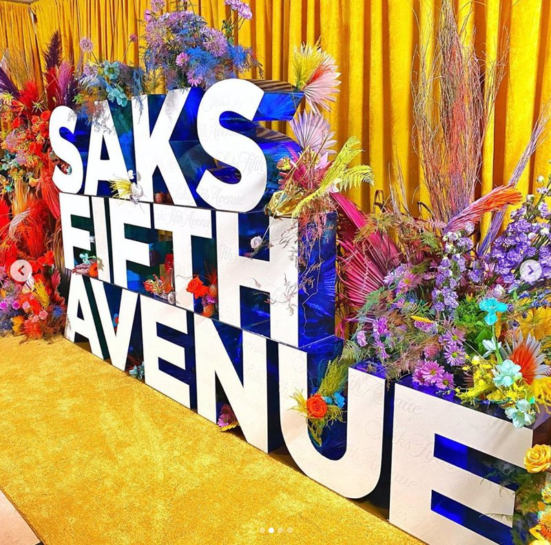 L'Avenue at Saks 1 Year Anniversary cover photo