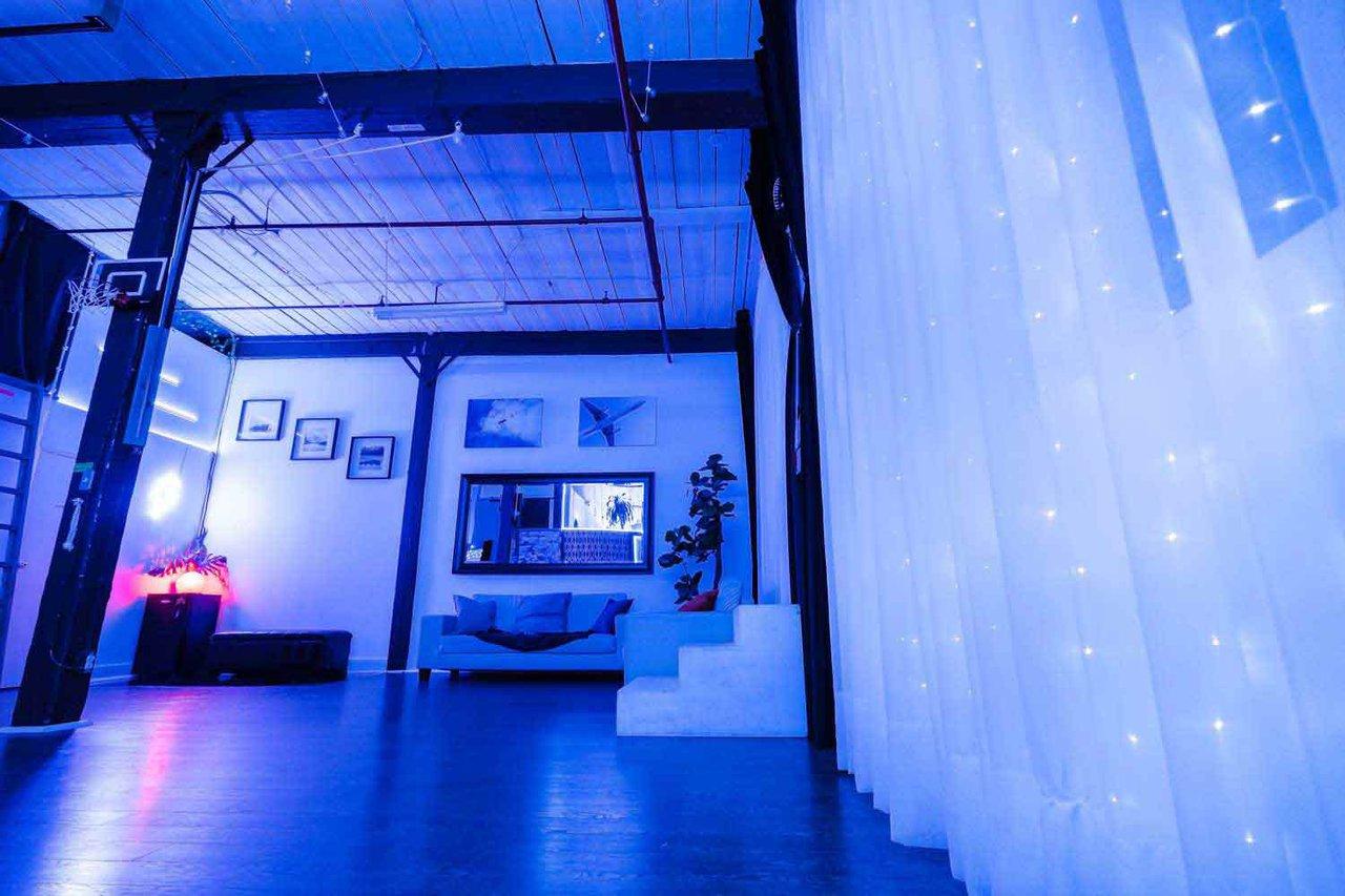 THAT Toronto Studio - Event Venue Rental photo Fairy-Lights-and-Lounge-Area-THAT-Toronto-Studio.jpg