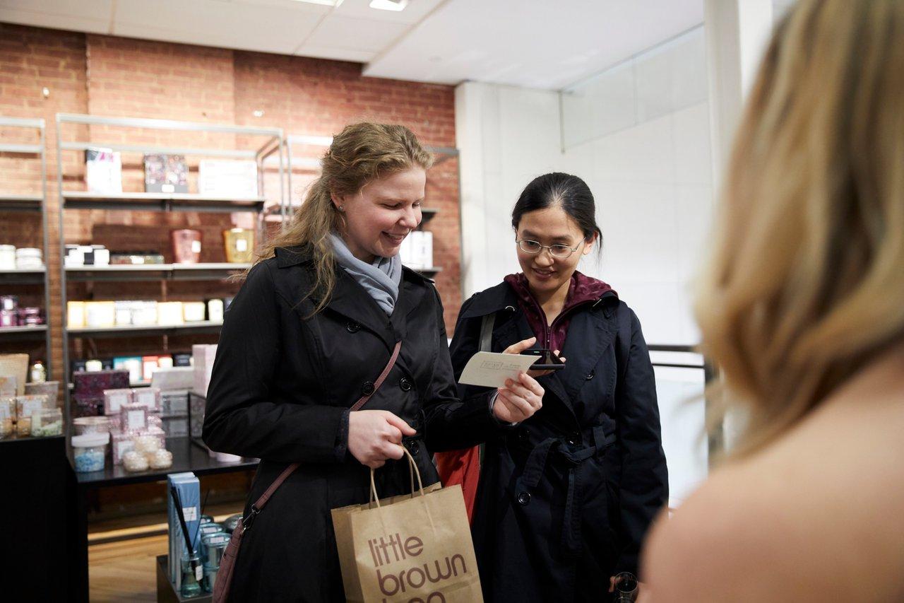 Bloomingdale's In-Store Event photo Typewriter Poetry at Bloomingdales13.jpg