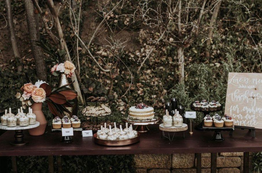 Wedding at Sacred Mountain