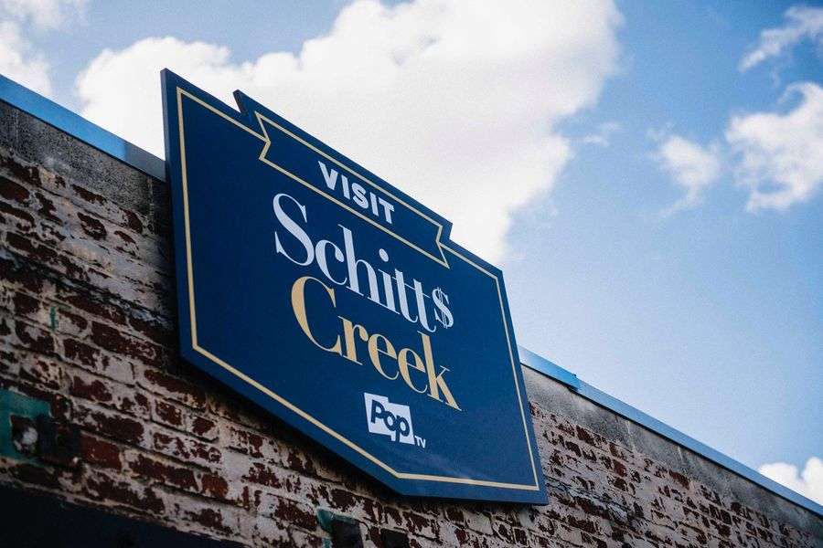 PopTV presents Visit Schitts Creek Tour