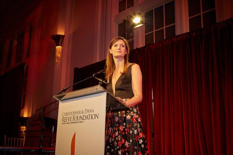 Christoper & Dana Reeve Foundation Gala cover photo