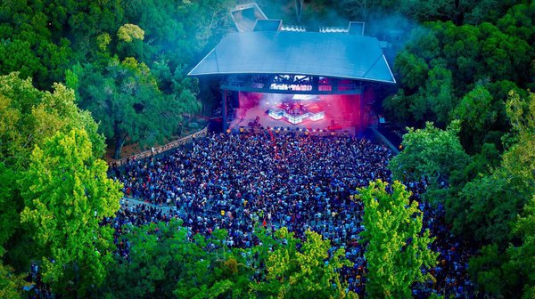 ODESZA at Frost Amphitheater cover photo