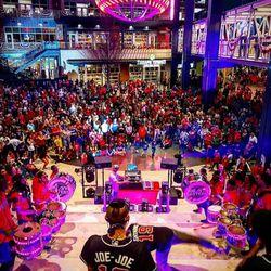 Atlanta Braves Post Game Party