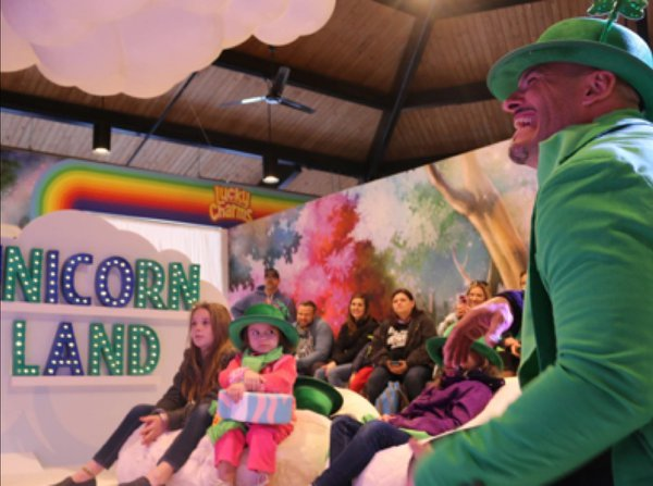 General Mills-Lucky Charms Unicorn Land cover photo