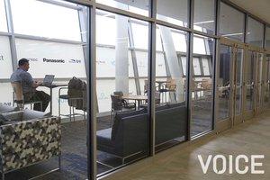 VOICE Summit 2018 photo Speaker's Lounge.jpg