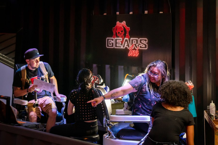 Microsoft Gears 5 Launch Event