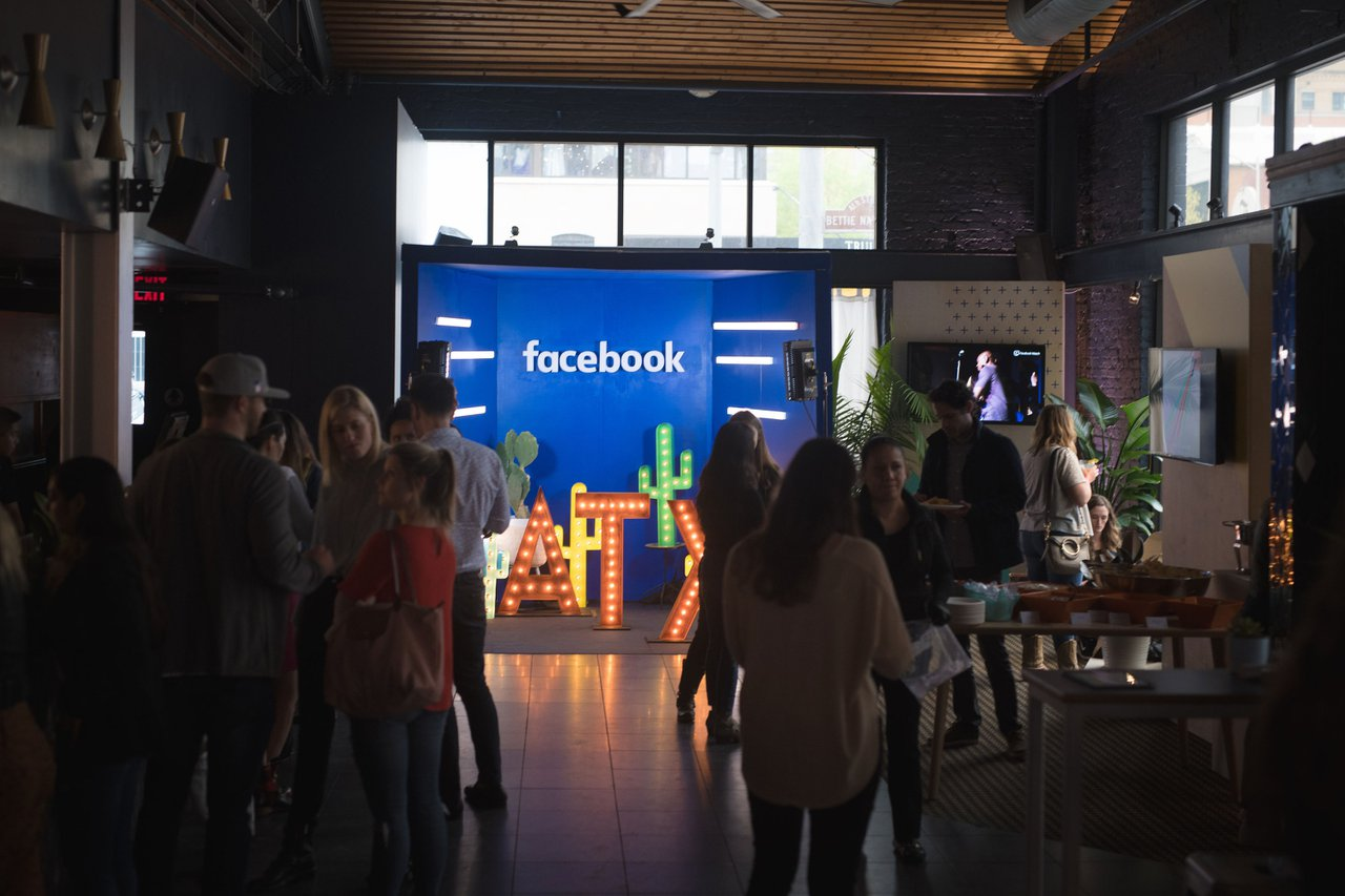 Facebook SxSW HQ cover photo