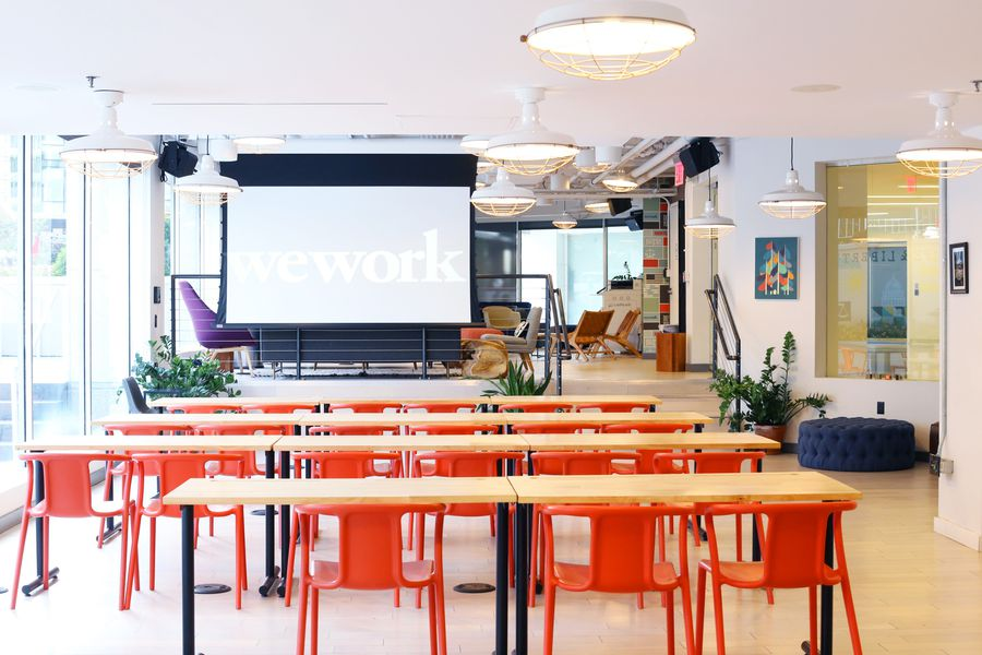WeWork 1875 Connecticut Ave NW