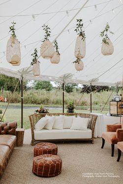 Dreamy Tented Wedding