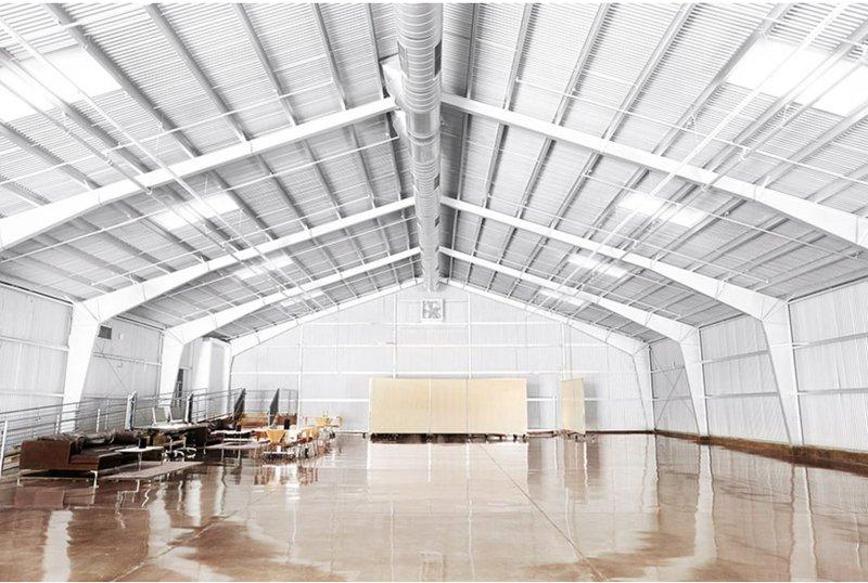 Hangar space photo
