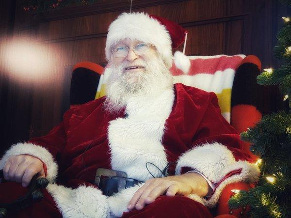 HBC Virtual Santa cover photo