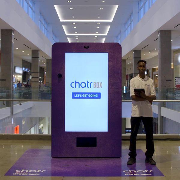 Chat'r Box