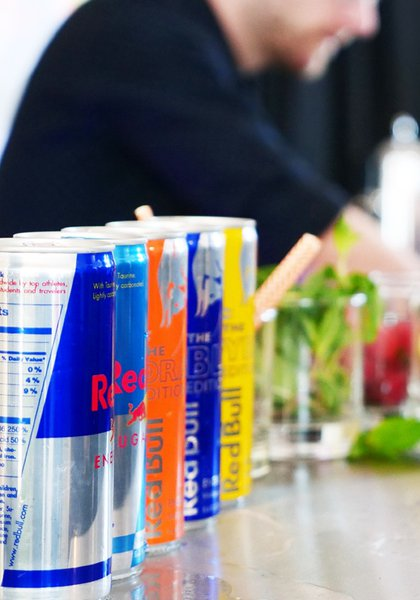 Red Bull Moto GP Hospitality cover photo