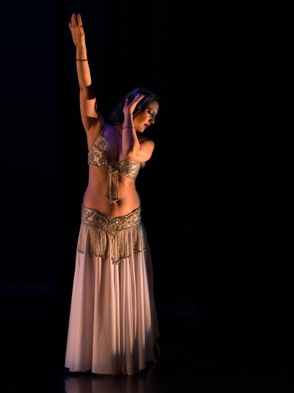 """Five"" by Bellybeat Dance Company cover photo"