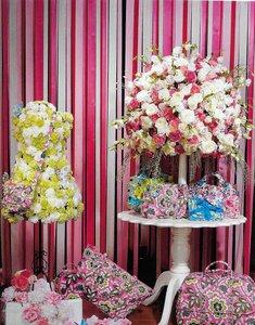 Samples of my floral designs photo Vera Bradley Store Display King of Prussia.jpg