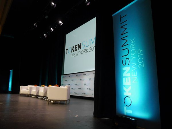 Token Summit 2019 cover photo