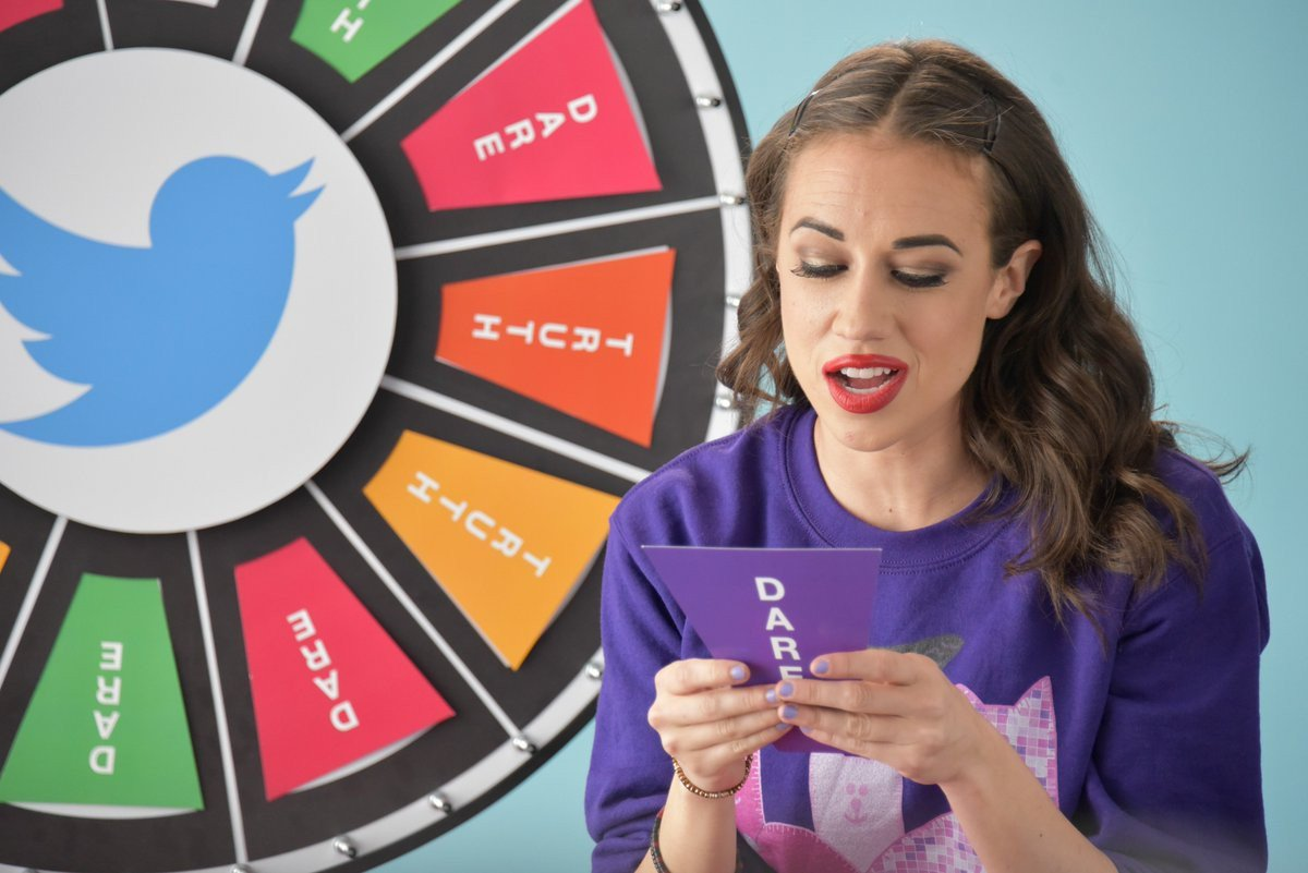 Truth or Dare with Twitter @Vidcon cover photo