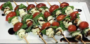 IKA Corporate Event  photo Caprese Skewers Chef David.jpg