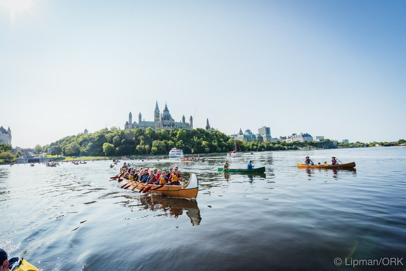 Ottawa Riverkeeper Ride the Rider Parade cover photo