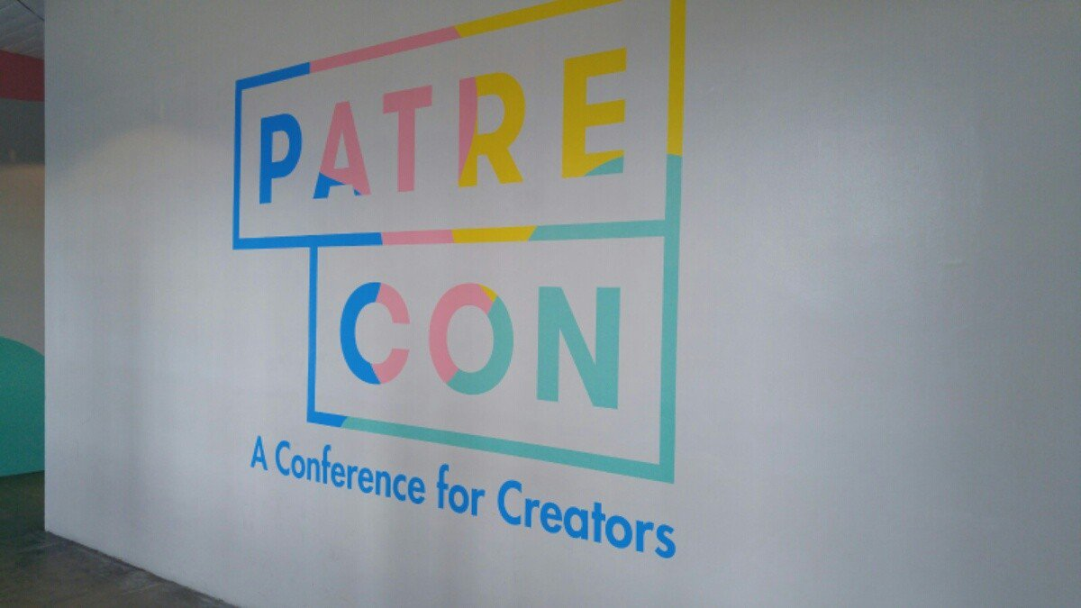 Patrecon cover photo