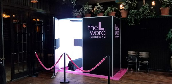 The L Word Video Booth @ World Pride NYC