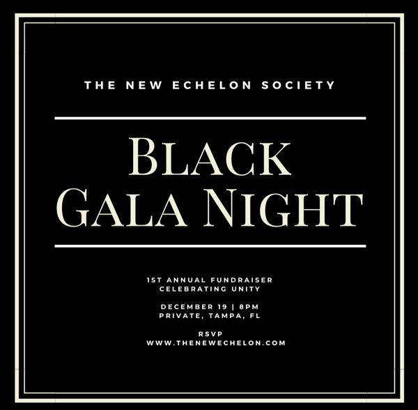 Black Gala Night cover photo