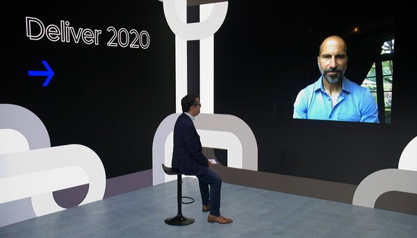 Uber Freight Deliver 2020
