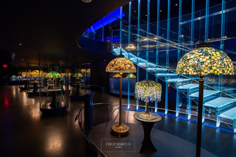 Gallery of Tiffany Lamps space photo