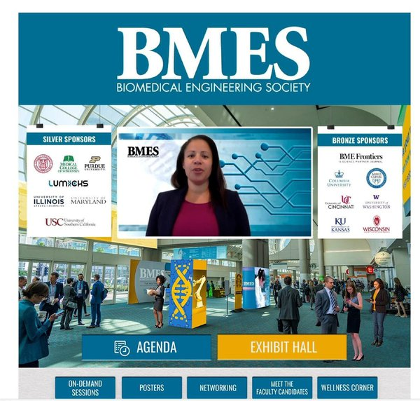 BMES Annual Meeting cover photo