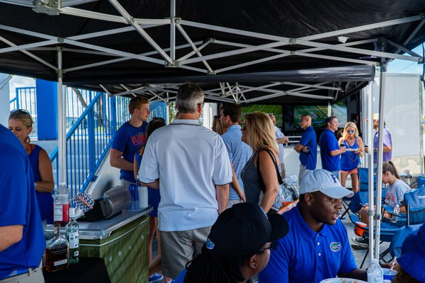 Florida Gators Tailgate Party cover photo