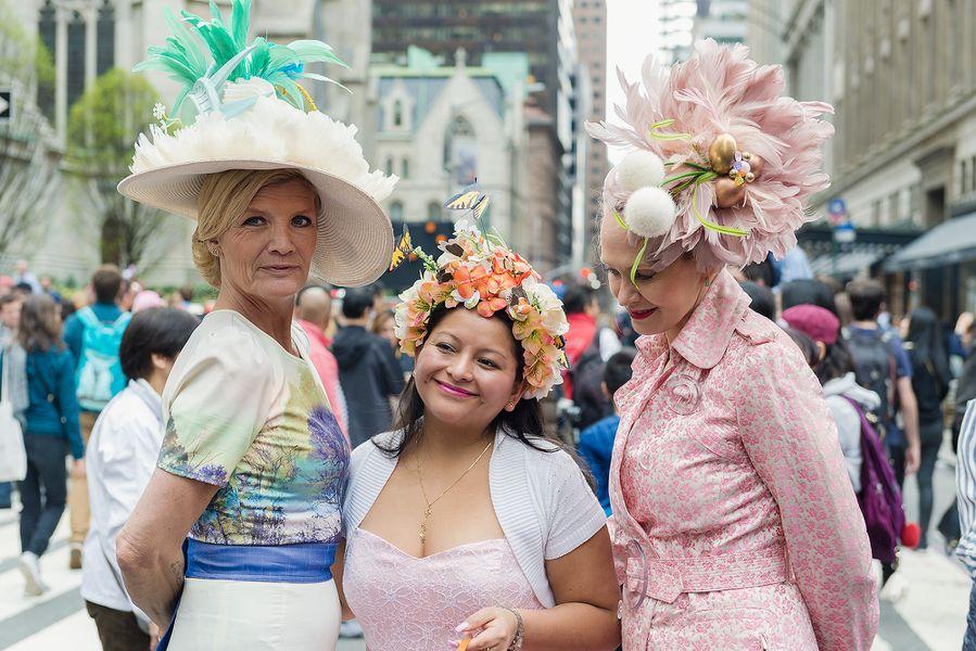New York Easter Bonnet Parade