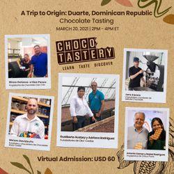 A Trip to Origin: Duarte, DR