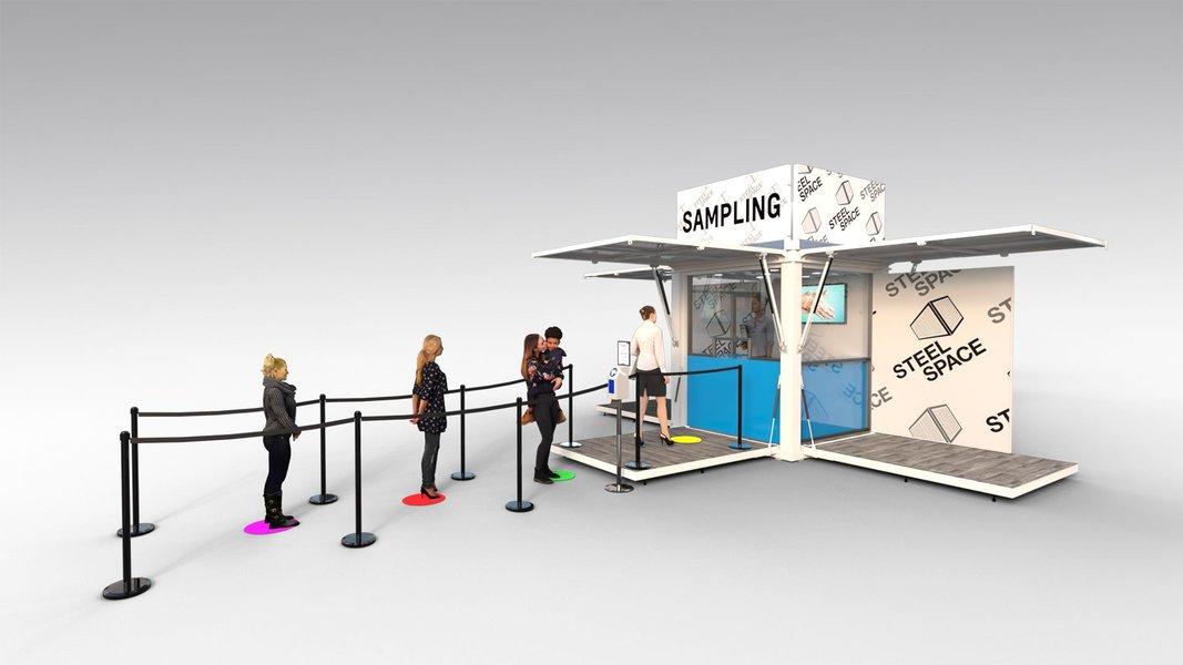 Specialized Sampling Station service photo