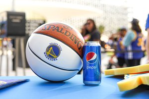 Pepsi at The Golden State Warriors Game photo OHelloMedia-Pepsi-GoldenStateWarriorsTipoff-Select-11.jpg