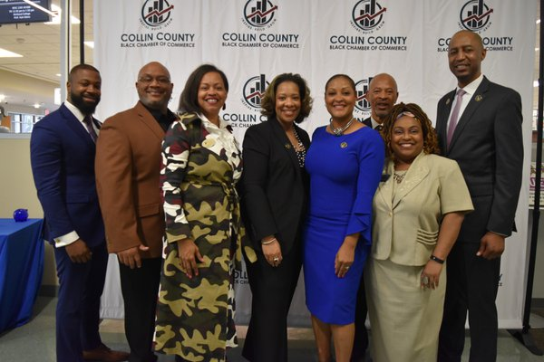 Collin County Black Chamber of Commerce cover photo