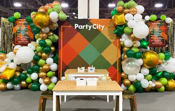 Party City at Pinners Conference