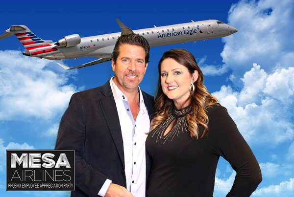Mesa Airlines Employee Party cover photo