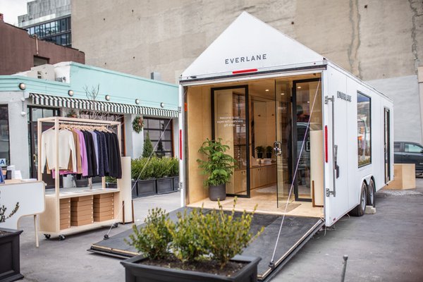 Everlane Cashmere Tour